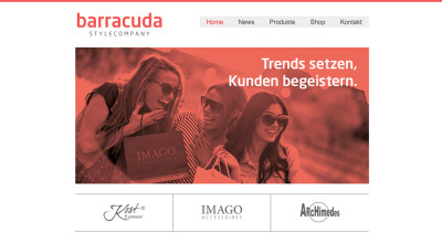 Barracuda - Responsive Webdesign