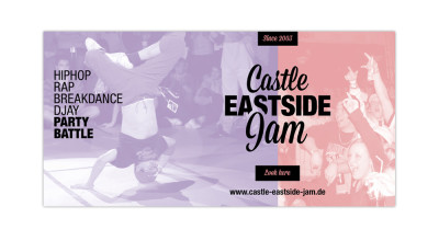 Castle-Eastside-Jam - Flyer quer