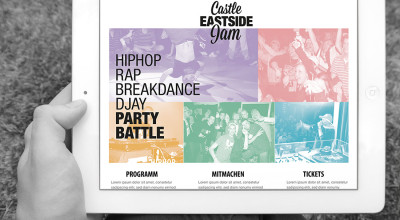 Castle-Eastside-Jam - Website