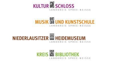 Kulturschloss - Logosystem