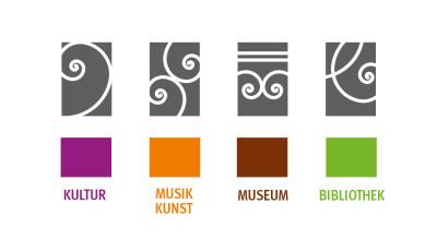 Kulturschloss - Signetsystem