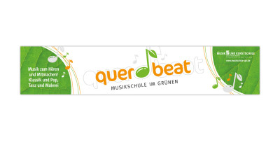 Querbeat - Banner