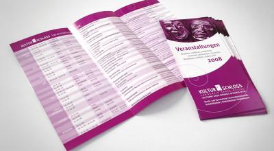 Kulturschloss - Veranstaltungskalender