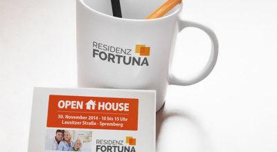 Residenz Fortuna - Promotion OpenHouse