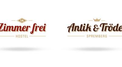 Hostel Zimmer frei/Antik & Trödel - Logosystem