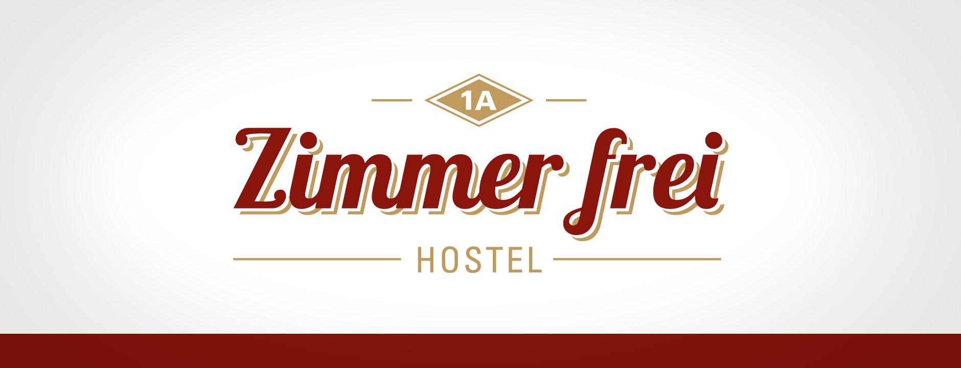 Hostel Zimmer frei - Design