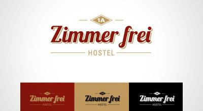 Hostel Zimmer frei - Logo