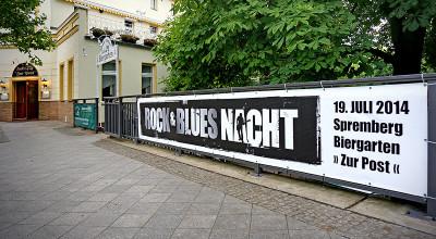 Rock- & Bluesnacht - Banner