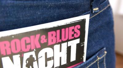 Rock- & Bluesnacht - Eintrittskarte