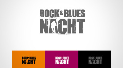 Rock- & Bluesnacht - Logo