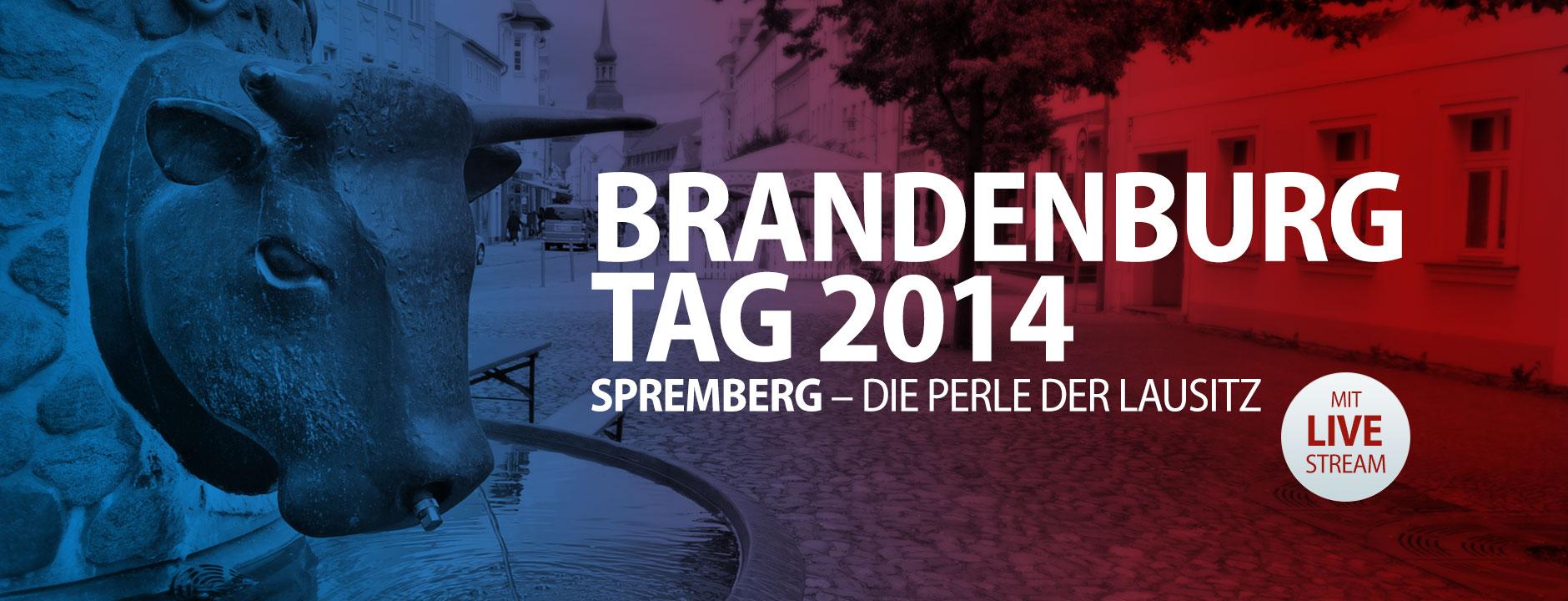 BRANDENBURG-TAG in Spremberg