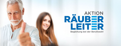 Aktion Räuberleiter - Design