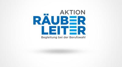 Aktion Räuberleiter - Logodesign
