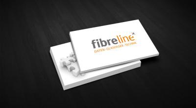 Fibreline - Visitenkarte