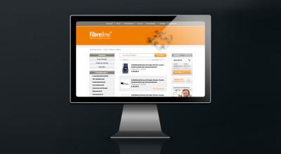 Fibreline - Webshop