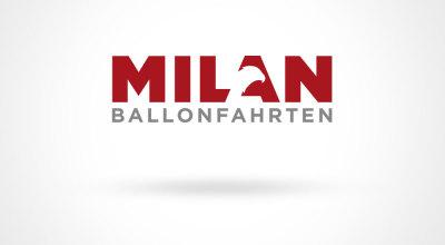 Milan Ballonfahrten - Logogestaltung