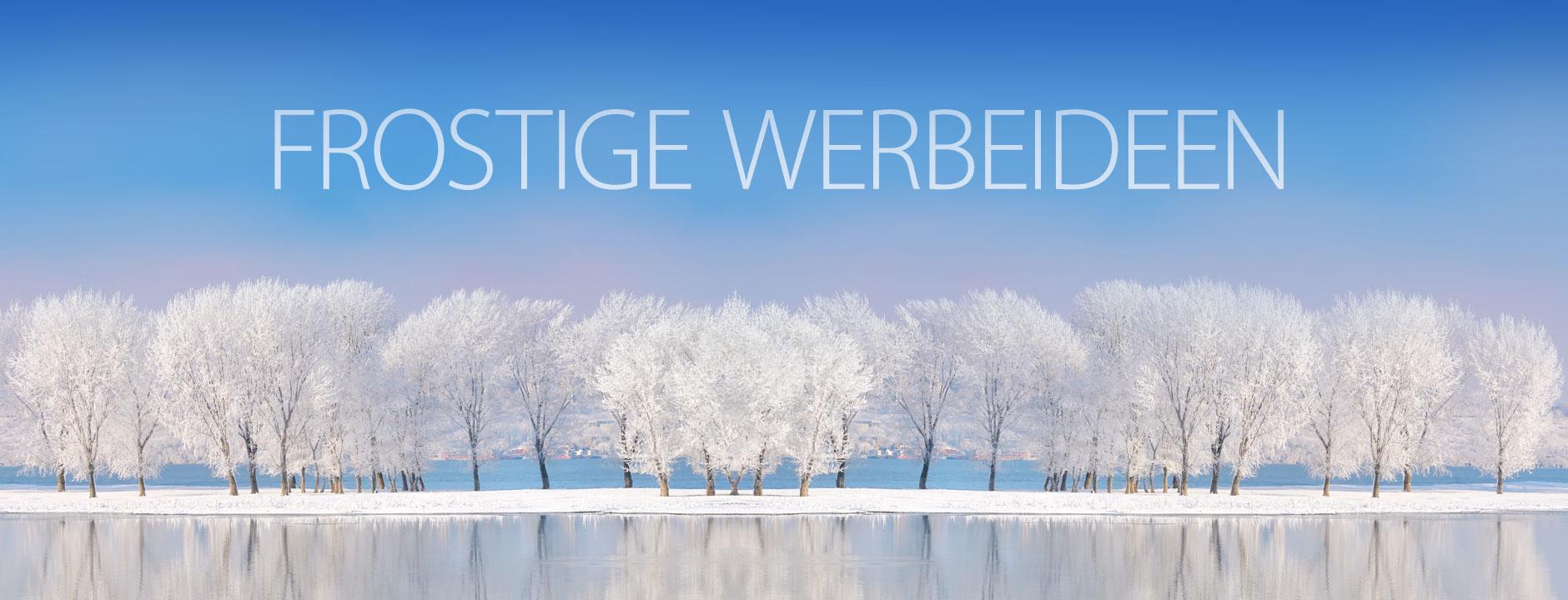 Werbegeschenke Winter