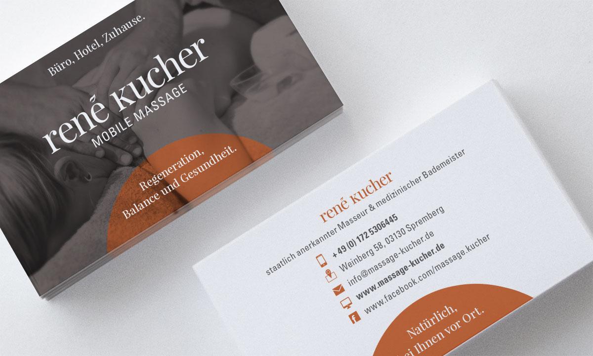 Massage In Mobiler Ausführung Durch René Kucher