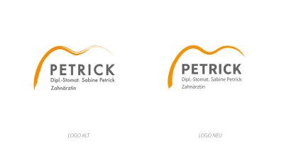 ZA Petrick - Logoüberarbeitung