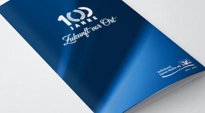Volksbank Spree-Neiße Jubiläum - Brochure