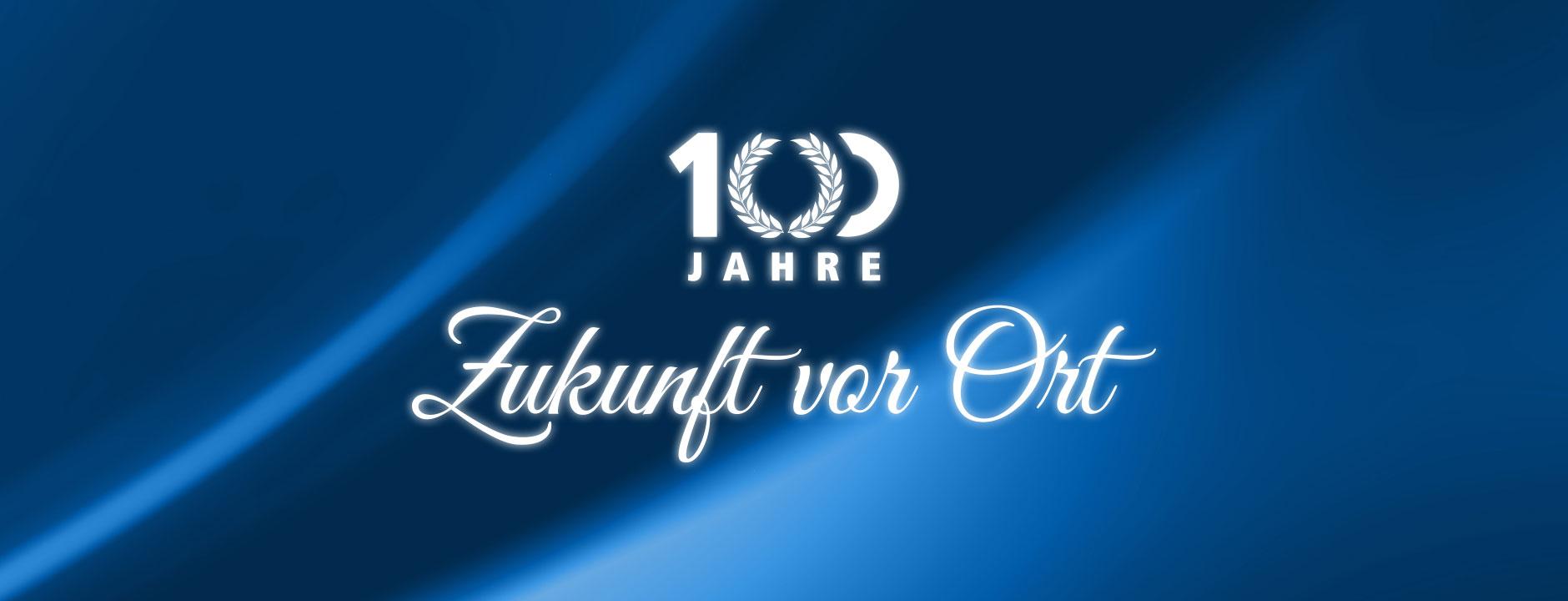 Volksbank Spree-Neiße Jubiläum - Design