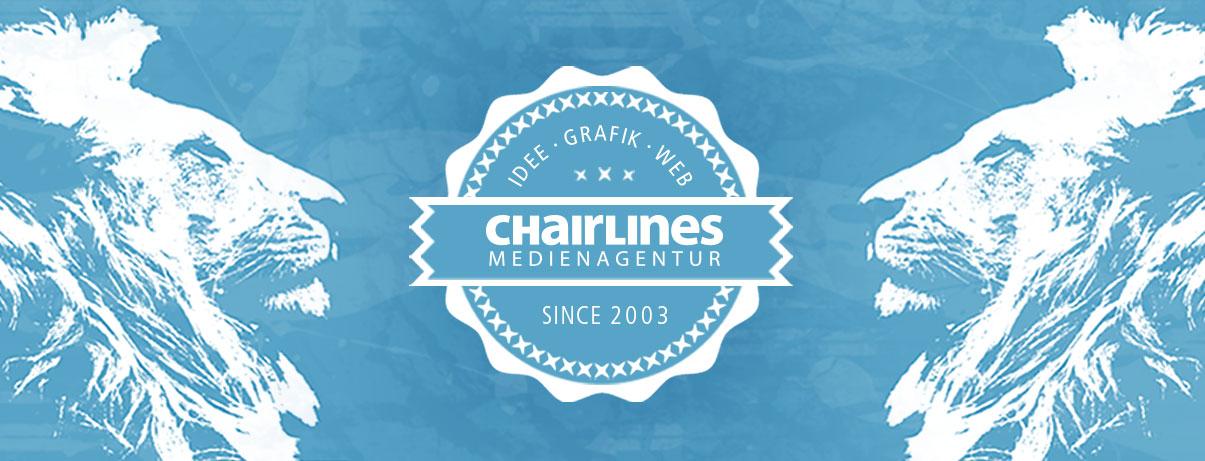 chairlines - 10 Jahre Mediengestaltung und -produktion
