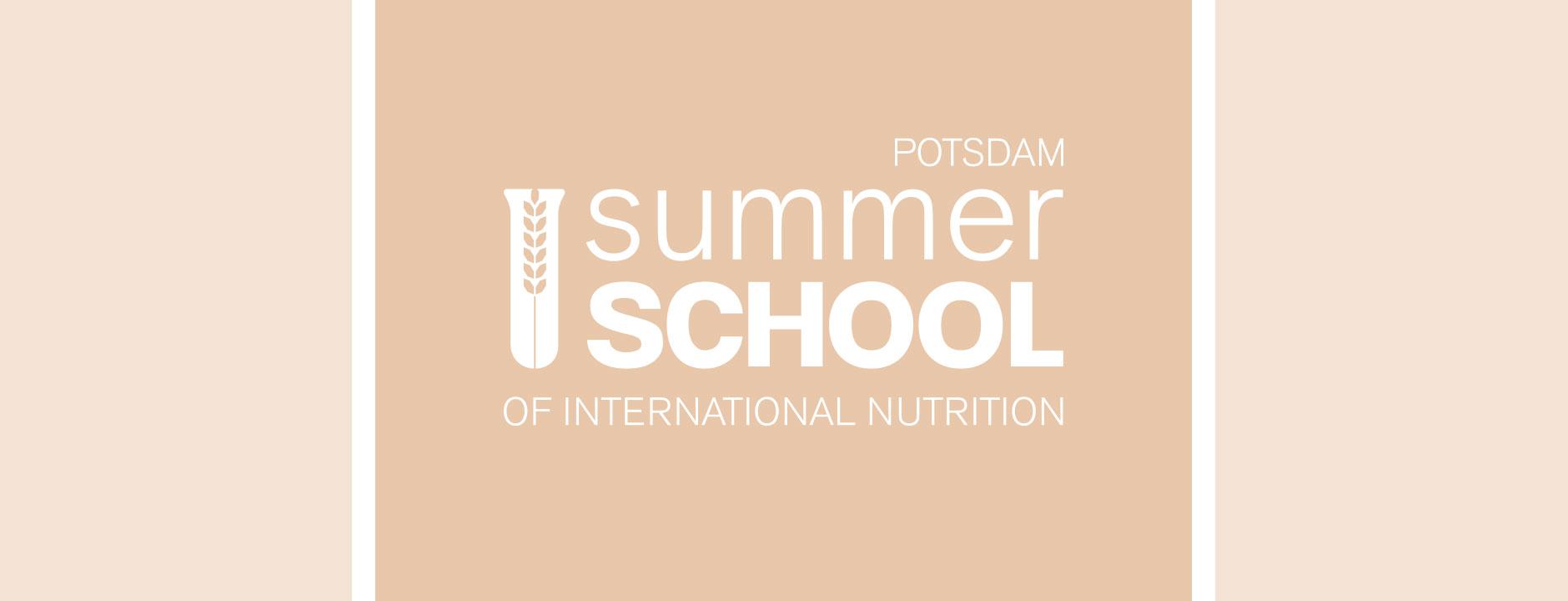 Summer School - Design International Nutrition