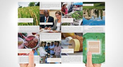 Summer School - Folder International Nutrition