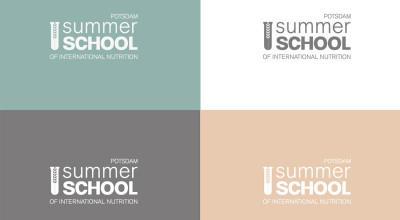 Summer School - Logo (Farbvarianten) International Nutrition