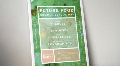 Summer School - Plakat International Nutrition