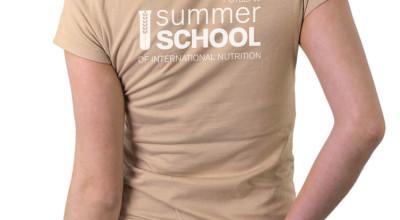 Summer School - T-Shirt-Design International Nutrition