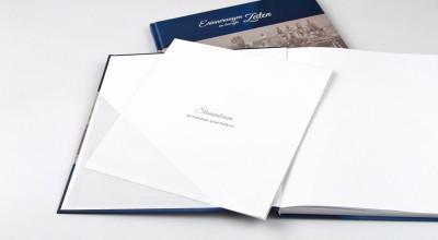 Volksbank Spree-Neiße – Chronik - Einstecktasche