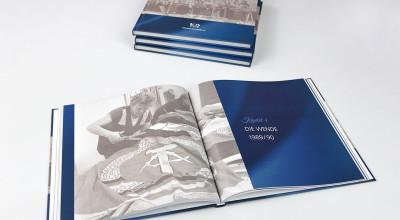 Volksbank Spree-Neiße – Chronik-Gestaltung