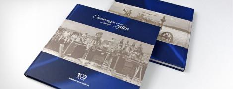 Volksbank Spree-Neiße – Chronik Buchdesign