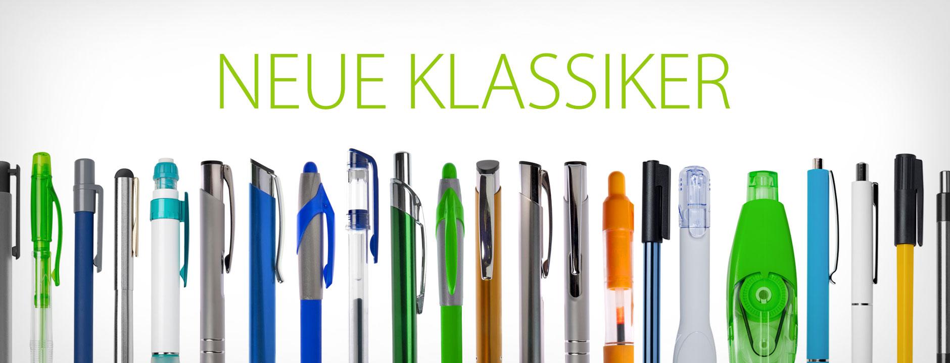 Ausgefallene Kugelschreiber - Werbeidee