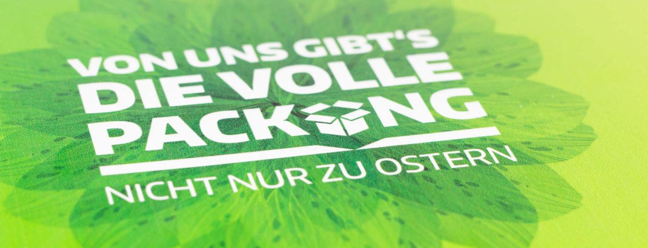 Dunapack Spremberg – Kundenmailing
